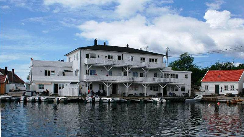 Åvik Brygge, Lindesnes